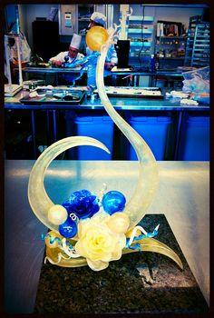 Sugar sculpture :)