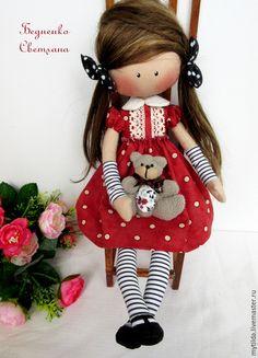 Малышка Горошинка #doll #artdoll #ooak