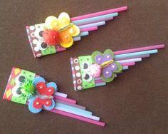 Para los músicos más creativos Music Crafts, Vbs Crafts, Preschool Crafts, Music Instruments Diy, Homemade Musical Instruments, Diy Projects For Kids, Diy Crafts For Kids, Arts And Crafts, Diy Handmade Books