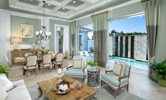 Isles of Collier Preserve - Plumeria Model - Naples FL