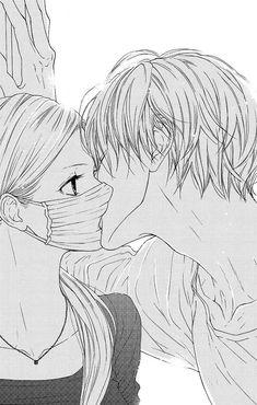 Game: Suit no Sukima Manga Manga Anime, Anime Couples Manga, Manhwa Manga, Cute Anime Couples, Romantic Anime Couples, Couple Manga, Anime Love Couple, Image Couple, Tsubaki Chou Lonely Planet