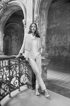 Deni Cler Milano, ss2016, campaign. Deni Cler - inspired by Italian style since…