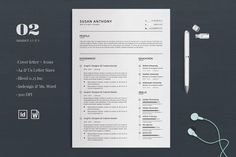 Minimalist Resume/CV Easy to edit and customise, with a single page resume design, cover letter templates. This is the fast and flexible solution for anyone