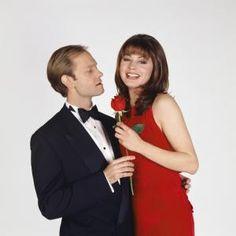 Still of David Hyde Pierce and Jane Leeves in Frasier (1993)
