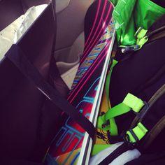Love my new ski!!!