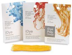 How to dye acrylic warn