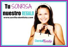 ¡¡Porque tu sonrisa es la nuestra!! ¡¡Pide cita en http://www.sevilla-dentista.com/pedir-cita-dentista-sevilla.html y ven a Clínica Dental Family!! #DentistaSevilla #Sevilla #Dentista #Salud #DentistaNiños #SaludDental #HigieneBucal #Ortodoncia #Odontología #LimpiezaDental #ImplantesDentales #Ofertas #Descuentos #Promociones #Sonrisa