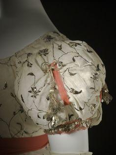 Woman's Ball Gown England, circa 1820