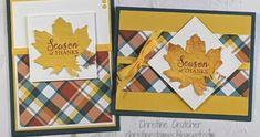 Halloween Cards, Fall Halloween, Autumn Theme, Autumn Fall, One Sheet Wonder, Leaf Cards, Fall Cards, Holiday Cards, Card Making Tutorials