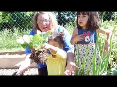 Little Sprouts Learning Garden- How to Garden with Children | Ever Change Productions