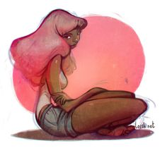 The Art of Lois Van Baarle a.k.a. Loish* • Blog/Website | (www.loish.net/) • Online Store | (www.inprnt.com/gallery/loish) • (www.society6.com/loish) ★ || Please support the artists and studios featured here by buying this and other artworks in their official online stores • Find more artists at www.facebook.com/CharacterDesignReferences  and www.pinterest.com/characterdesigh and learn more about #concept #art #animation #anime #comics || ★