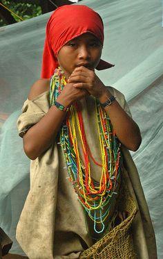 Kogi Indian Child. Colombia