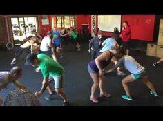 "CrossFit Warm Up Games (""Smack"")- CrossFit Krypton - YouTube"