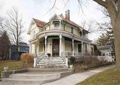Queen Anne in Adrian, MI - $129,900 - Old House Dreams