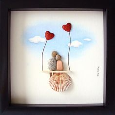 Best Wedding Gift- Pebble Art- Gift for Him and Her- Christmas Gift- Bride and Groom Gift- Unique Engagement Gift- Unique Wedding Gift- Couples Gift- Love Gifts ●●--- Pebble Art to celebrate and cherish the special occasion; an exceptional gift that will be treasured for years to come. ✿