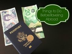 Expert tips of things to add to your international travel checklist when traveling abroad including medical considerations, packing lists, and more! Oh The Places You'll Go, Places To Travel, Travel Destinations, Travel Advice, Travel Tips, Travel Stuff, Travel Packing, Travel Ideas, International Travel Checklist