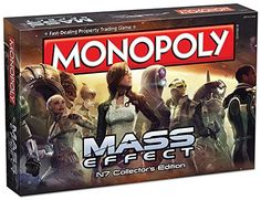 Travel through the galaxy as you buy sell and trade organizations factions and locations as depicted in the Mass Effect video game trilogy....