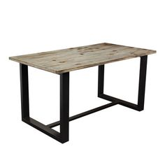 Timbergirl Dining Table & Reviews | Wayfair