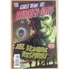Brother Lono #1 Vertigo Comic Book Gang Warfare Crime