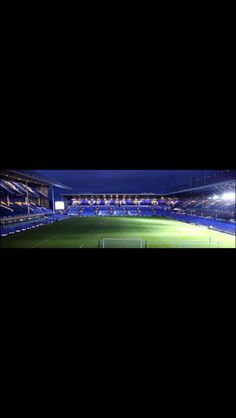 Goodison Park, Everton, City, Cities