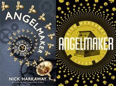 Angelmaker by Nick Harkaway.  Yay Brits.