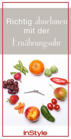 Dank Ernährungsuhr: Wenn du zum richtigen Zeitpunkt das Richtige isst, nimmst du ganz easy ab!