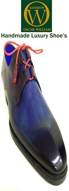Oscar William Shoemakers #handmade #classic #dress #dapper #elegant #luxury #handcrafted #