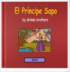 """""""El Príncipe Sapo"""" de los hermanos Grimm (Cuento audiovisual)"""