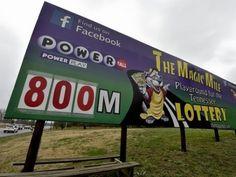 Sales grow as Powerball jackpot reaches $800 million #Powerball... #Powerball: Sales grow as Powerball jackpot reaches $800… #Powerball