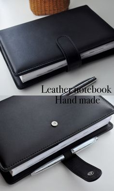 Personalized leather belts, wallets and idea gifts. Leather Diary, Diary Notebook, Leather Notebook, Leather Belts, Continental Wallet, Stationery, Handmade, Gifts, Accessories