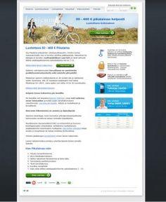 In Finnish on website conversion optimisation.