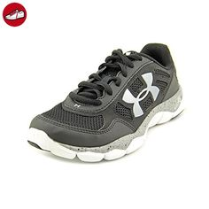 UA W Blur, Chaussures de Running Femme, Noir (Black 001), 35.5 EUUnder Armour