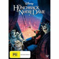 The Hunchback Of Notre Dame / Hunchback Of Notre Dame II (Blu-ray + DVD) (Anamorphic Widescreen) The Disney movies rocked! Dvd Disney, Disney Movie Club, Disney Blu Ray, Disney Movies, Walt Disney, Disney Stuff, Pixar Movies, Comic Movies, Disney Toys