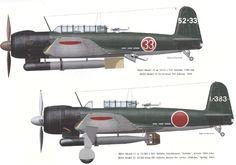 Nakajima B6N Tenzan.