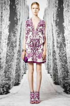Resort 2013 #RobertoCavalli #print #moda #style