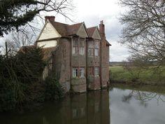 Moat Hall, Parham, Suffolk