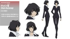Not sure if these have been posted yet but here are the official character profile sheets on the kekkai sensen website(http://kekkaisensen.com/character/index.html). Also just a heads up the're transparentPart 1 of 3