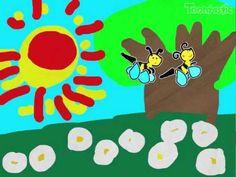 La Nostra Bacheca: La visita all'apiario di Castelfidardo e la storia dell'ape Ada con Toontastic!