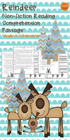 This engaging reading comprehension passage for grades 1-3 can be used in your class to help your students with reading comprehension skills as well as with test taking skills.  Please take a preview peek!   Included: An engaging passage with 4 multiple choice questions and 2 written responses