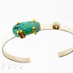 BR-HP326 luksusowa bransoleta z turkusem Designer Jewellery, Jewelry Design, Turquoise Bracelet, Bracelets, Fashion, Moda, Fashion Styles, Bracelet, Fashion Illustrations