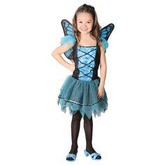 Comprar Disfraz de Hada Mariposa para niñas.