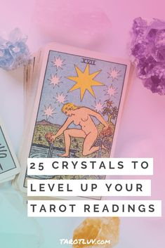 25 Crystals to Level Up Your Tarot Readings - Pin Get an Online Psychic Reading from one of our Online Psychic Readers in the comfort of your own home/office. What Are Tarot Cards, Tarot Card Spreads, Tarot Astrology, Tarot Card Meanings, Tarot Readers, Psychic Readings, Oracle Cards, Card Reading, Level Up