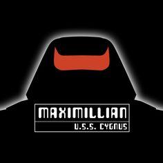 Maximillian Logo - The Black Hole