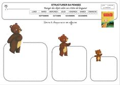 Capture d'écran 2017-10-30 à 19 Goldilocks And The Three Bears, 3 D, Beer, Activities, Education, Recherche Google, Good Manners, Bears, Early Education