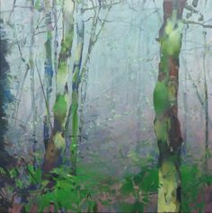 Early Spring Rainforest -- Randall David Tipton