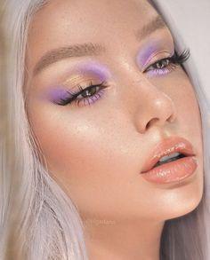 Makeup Eye Looks, Eye Makeup Art, Cute Makeup, Makeup Inspo, Makeup Inspiration, Makeup Tips, Makeup Ideas, Awesome Makeup, Beauty Makeup