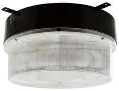 Induction Light for Garages Hallways and Basements 100 Watt (100-CDC) #vintage…