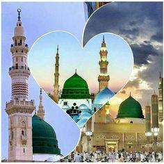 Mecca Madinah, Mecca Masjid, Al Masjid An Nabawi, Masjid Al Haram, Islamic Images, Islamic Pictures, Islamic Quotes, Pilgrimage To Mecca, Medina Mosque