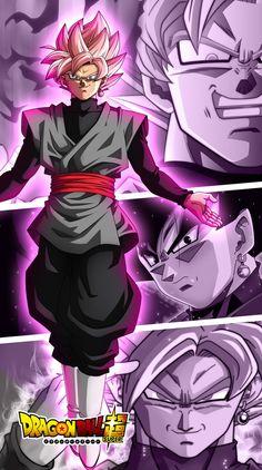 Black Goku Purple by JemmyPranata