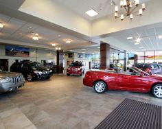 SKP Design Retail Hinkel Chrysler Jeep Dealership Kalamazoo MI